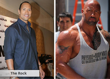 the-rock-gain-muscle-weight