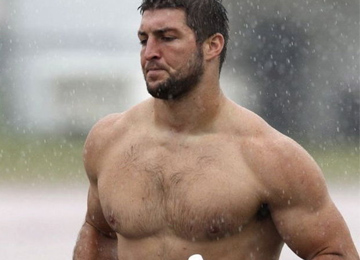 tebow-muscle