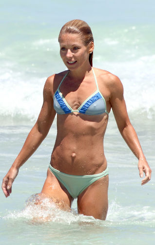 Will not kelly ripa bikini body excellent answer
