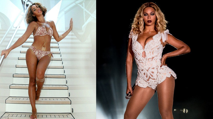 beyonce weight loss diet